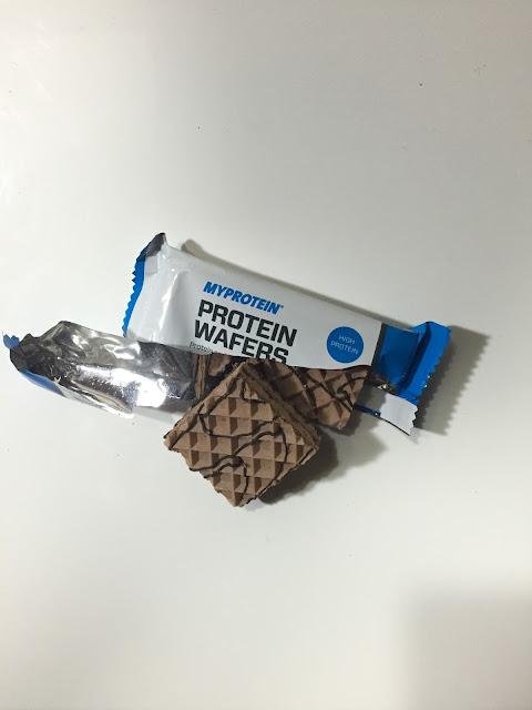 myprotein wafer proteici