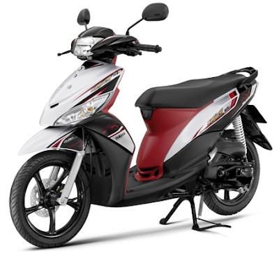 Spesifikasi dan Harga Yamaha Mio J
