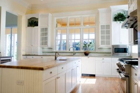Dapur Sederhana Cantik on Pada Dapur  Desain Dapur Ini Cocok Untuk Anda Yang Suka Warna Simple