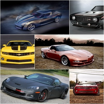 Chevrolet tema