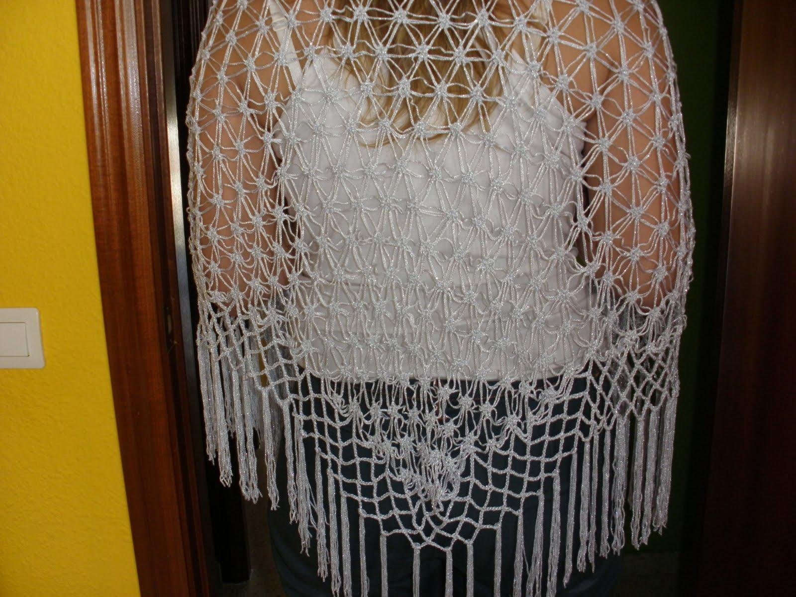 CROCHET DE ANTONIA: pañoleta de mujer en crochet esta pañoleta es un ...
