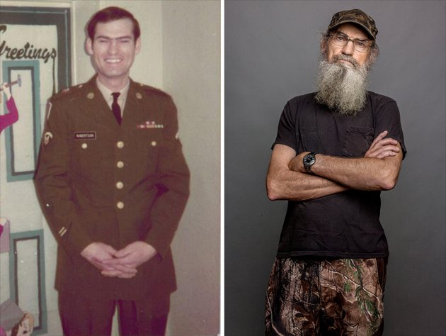 My Favorite, Si, Before And After.