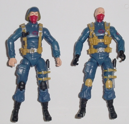 2007 Cobra Air Trooper, Jet Pack, JUMP, 25th anniversary