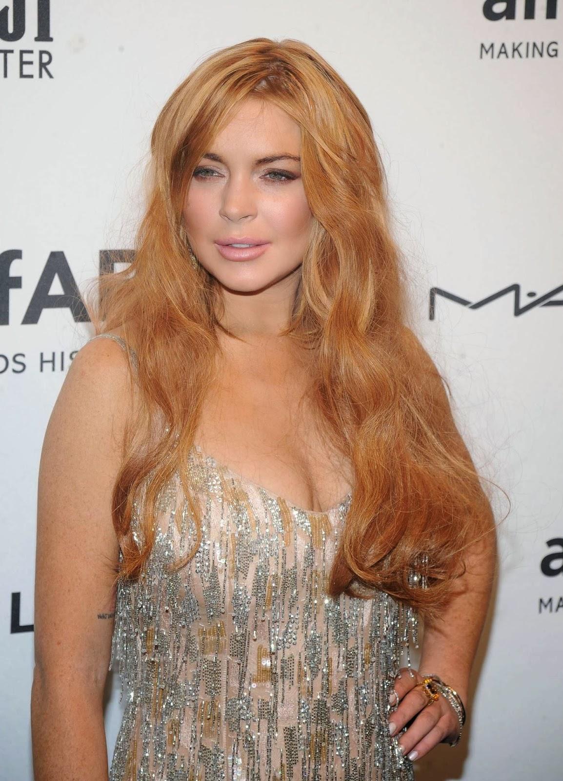 Lindsay Lohan 2013 Pics Celebrity Magazine