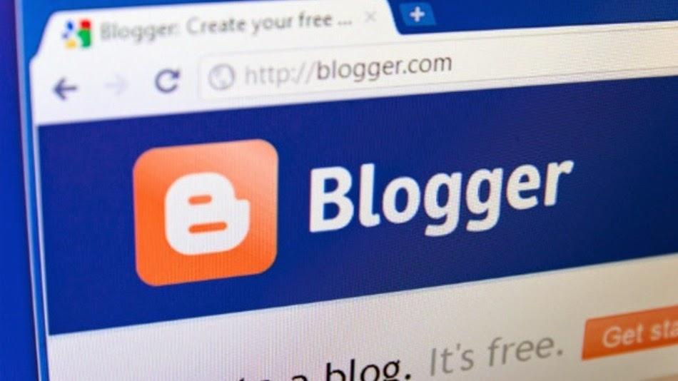 Blogger - Primul meu articol