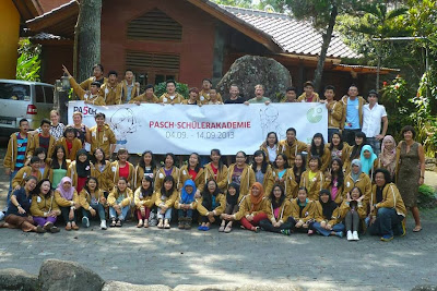 PASCH Schülerakademie Gruppenfoto