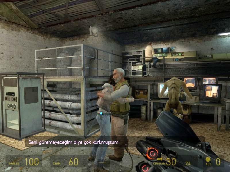Half-Life 2 PC Full Oyun İndir