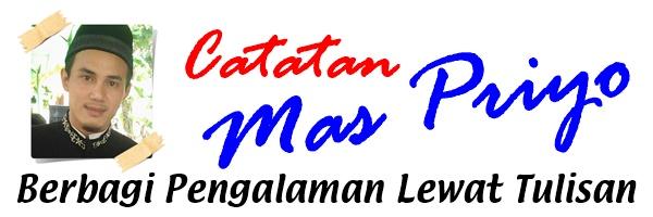 Catatan Mas Priyo