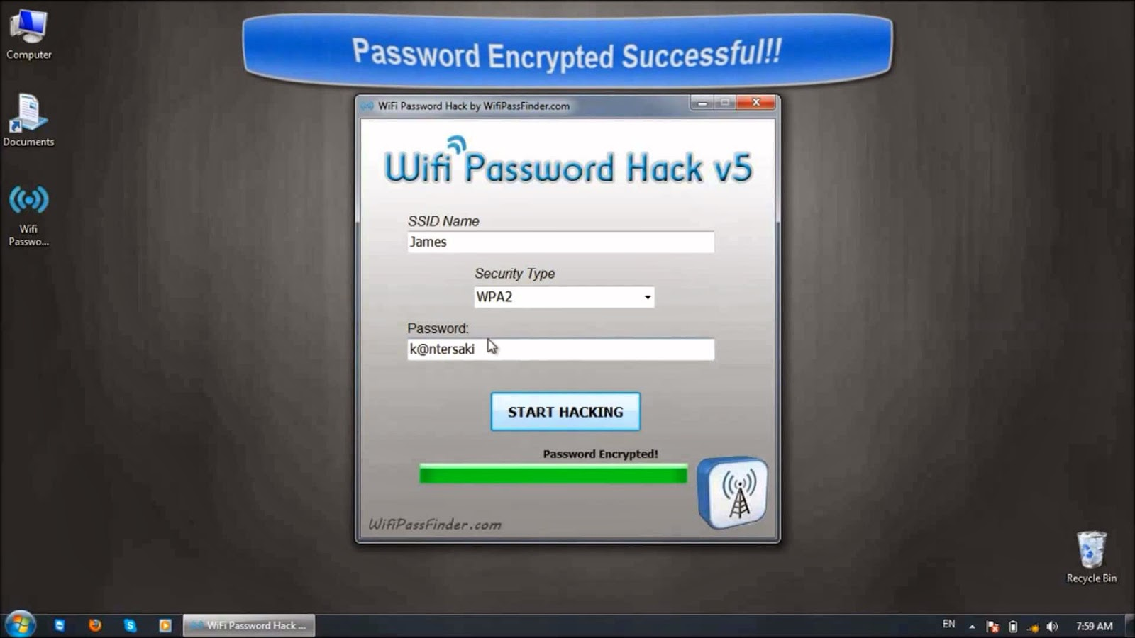 wifi password Wifi password hacker: learn how to hack or crack wifi passwords for beginners for android phone get into anyone's wifi network.