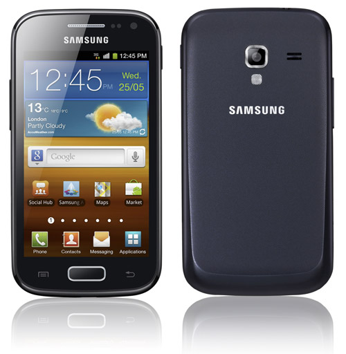 Samsung GALAXY Ace 2 Android 4.1 Update