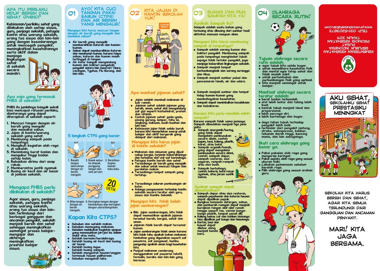 UGI(Untuk_Gizi_Indonesia): PHBS Sekolah