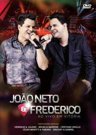 jneto Download – João Neto & Frederico: Ao Vivo em Vitória – DVDRip AVI + RMVB (2014)