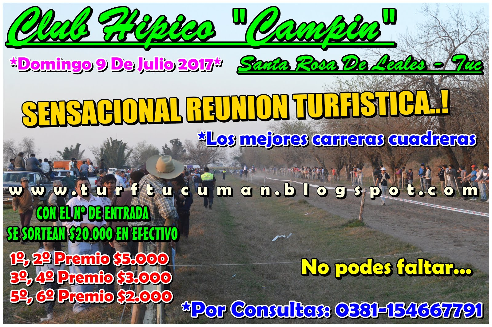 CAMPIN 9 DE JULIO
