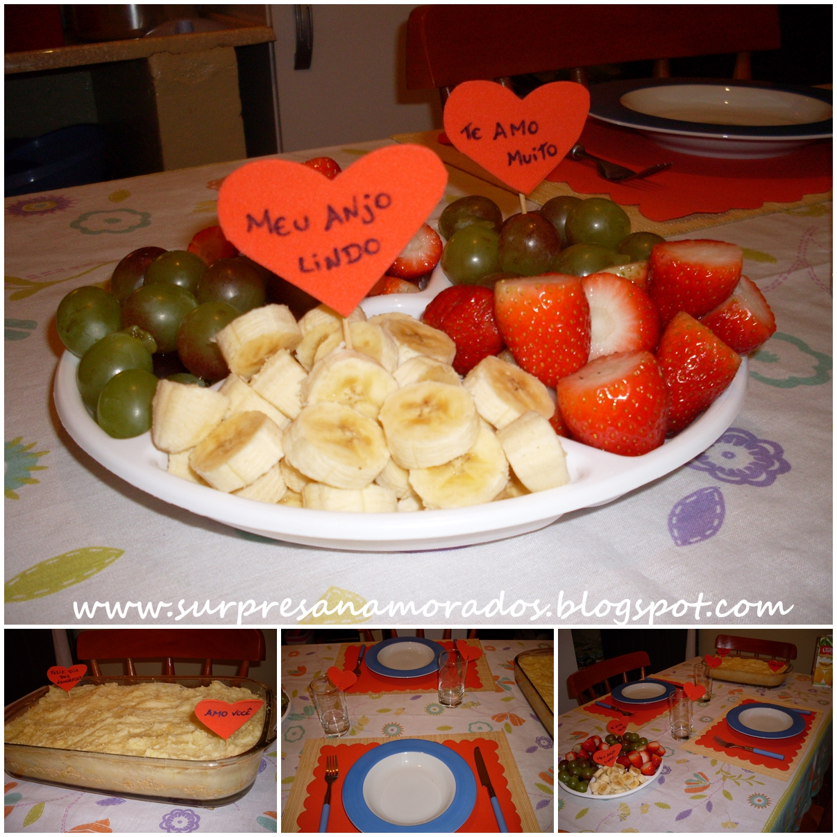 Suficiente Dia dos Namorados - Jantar em Casa | Surpresas para Namorados KB28