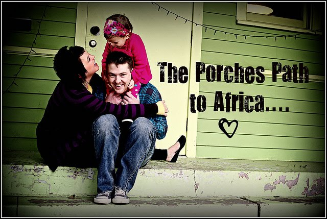 the porches path to africa