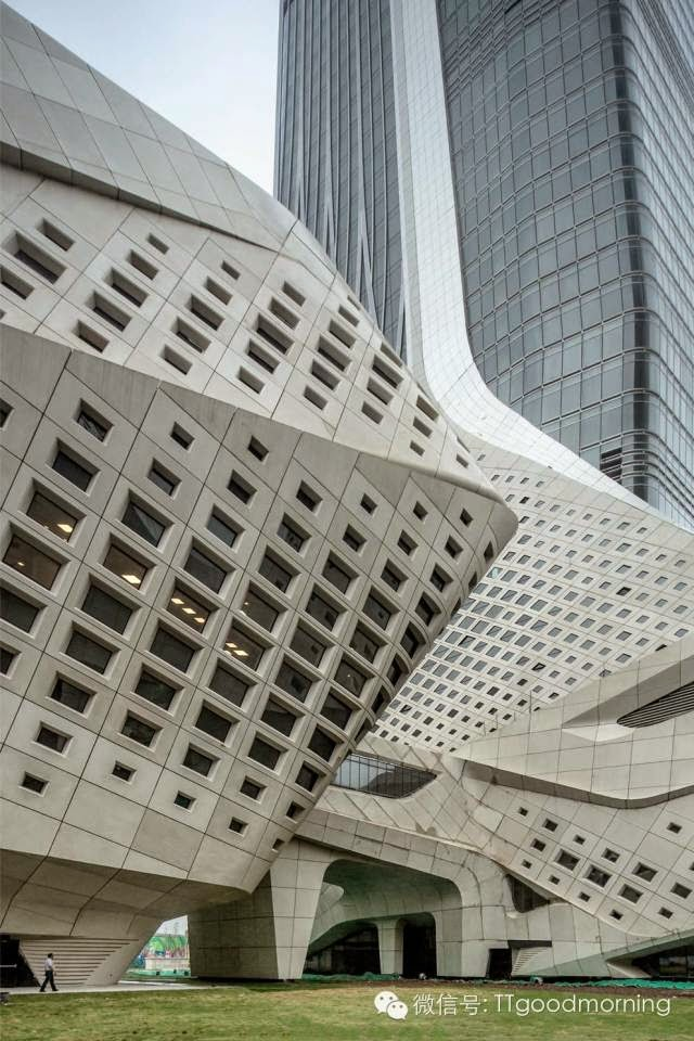 Sports news nanjing youth olympic centre zaha hadid china for Youth center architecture