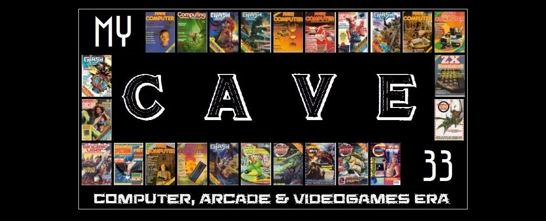 My C.A.V.E (Computer Arcade & Videogames Era)