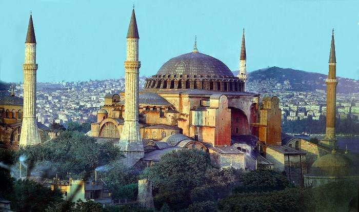 Basílica de Santa Sofia - Turquia