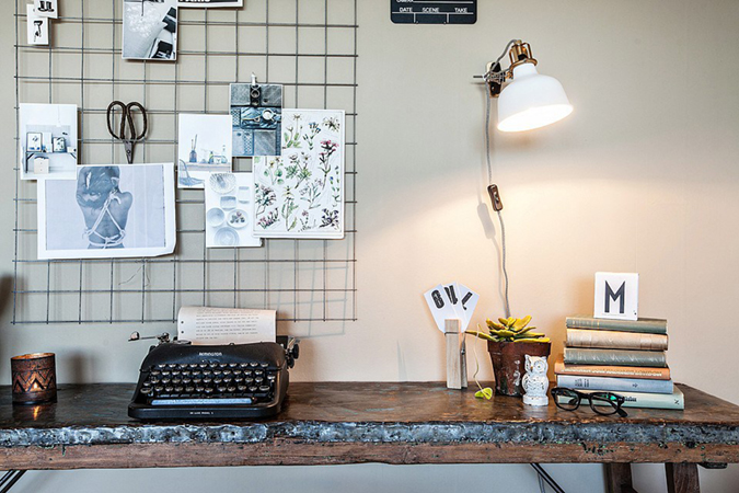 Milowcostblog: inspiración: mallas metálicas