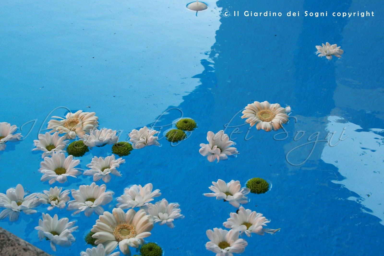 Giardino dei sogni matrimonio fiori e frutta for Addobbi piscina per matrimonio