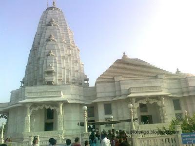 Laxmi Narayana temple jaipur