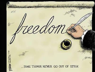 freedom - some things never go out of style