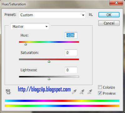 cara mengganti warna baju pada blog