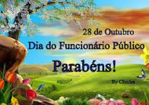 28/10 - DIA DO FUNCIONÁRIO PÚBLICO