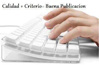 Calidad y Criterio de Publicacion
