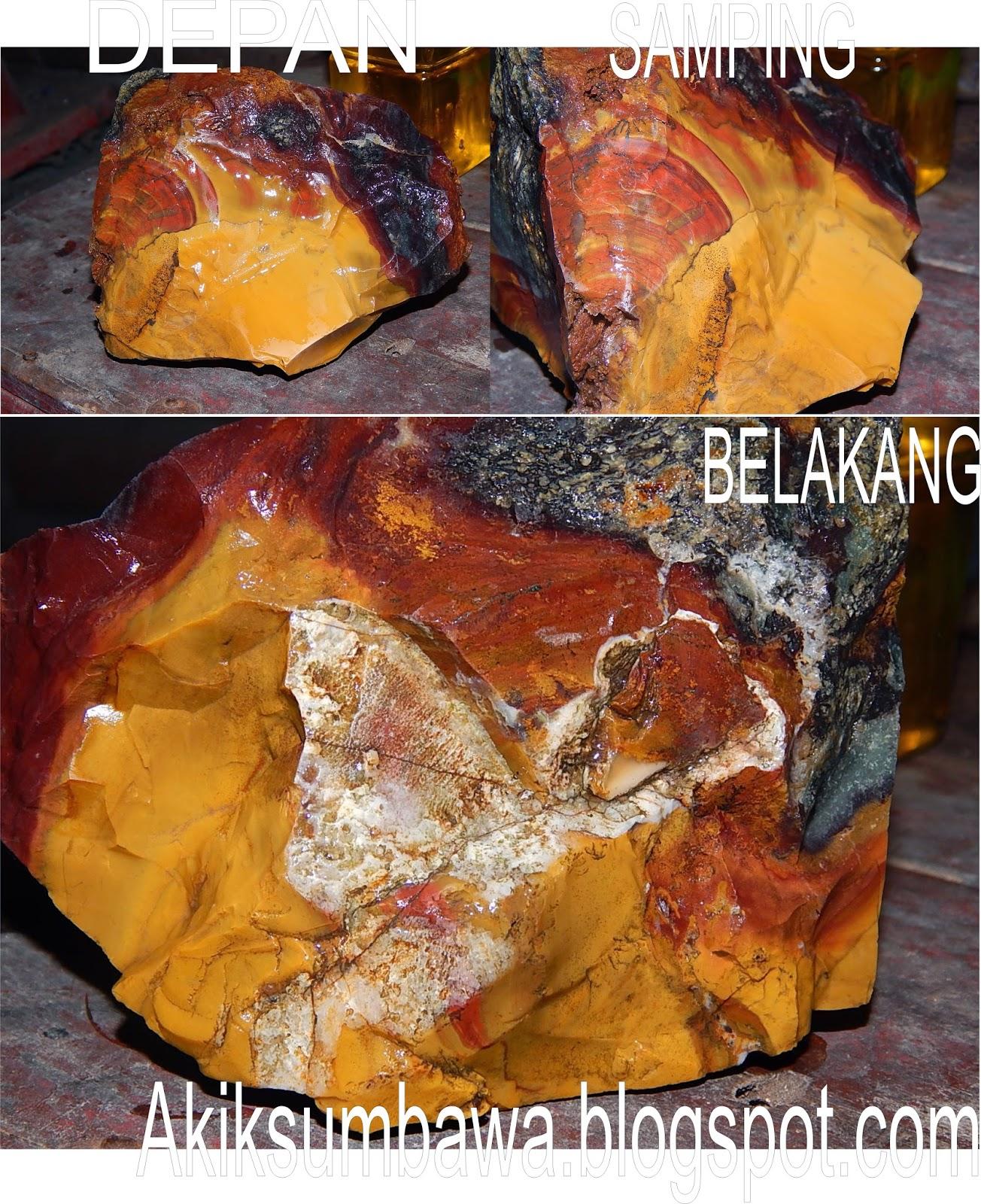 Hot Naga Sui Batu Tering Sumbawa