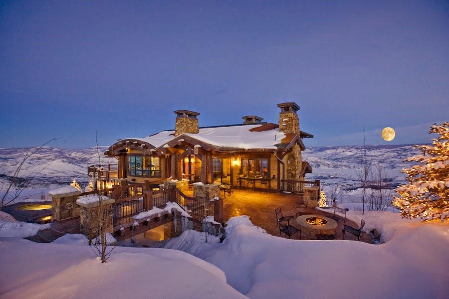 Ski Magazine Dream Home – For Sale - Luxury Interior Home Design