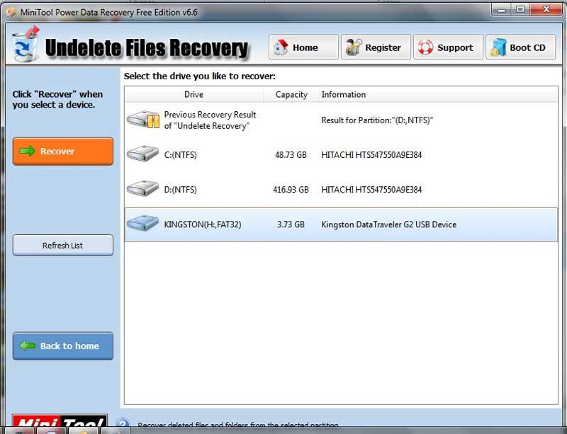 Mini Toll Powwer Data Recovery 6 6 0 0 Full Version Free Edition Aplikasi Untuk Mengembalikan