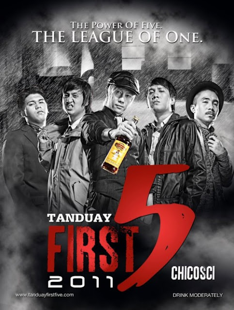 Tanduay First Five concert tour Nationwide