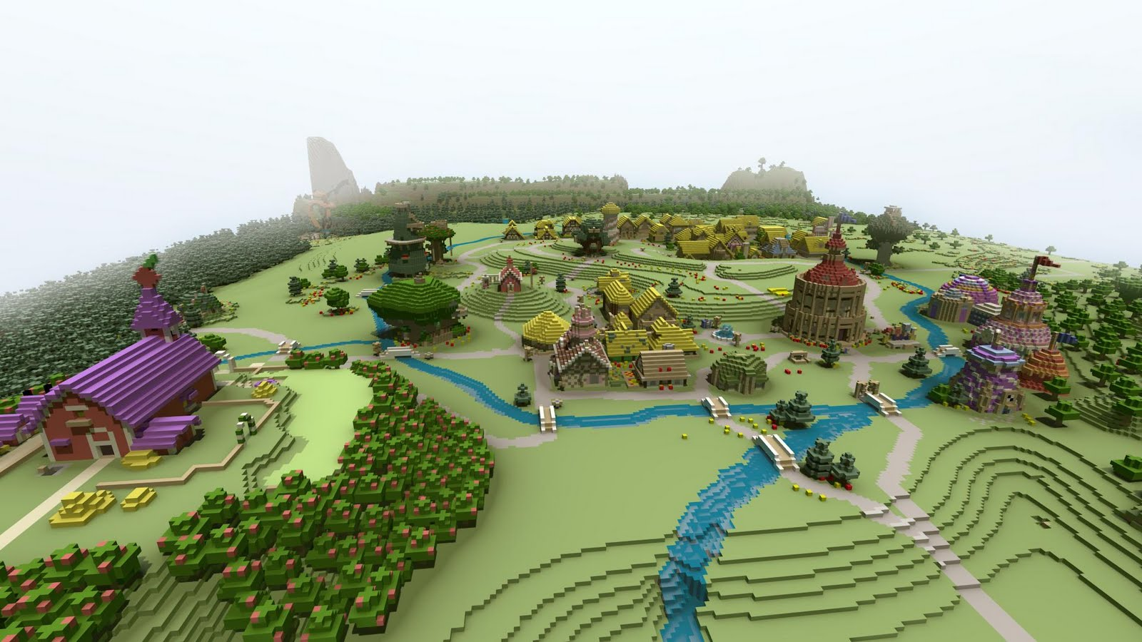 equestria download minecraft map