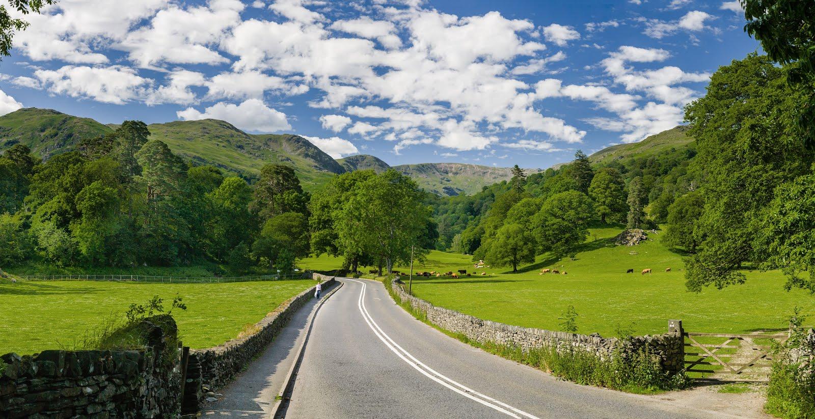 England's Lake District - A Literary Tour