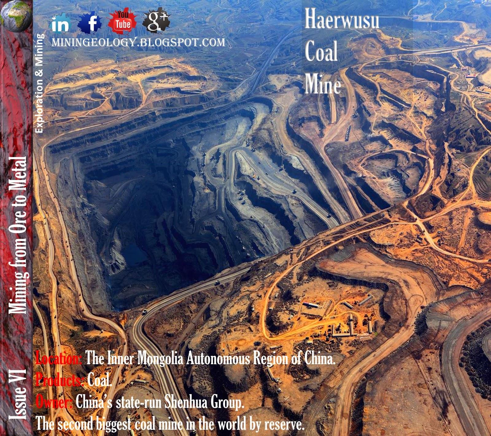 Haerwusu Coal Mine