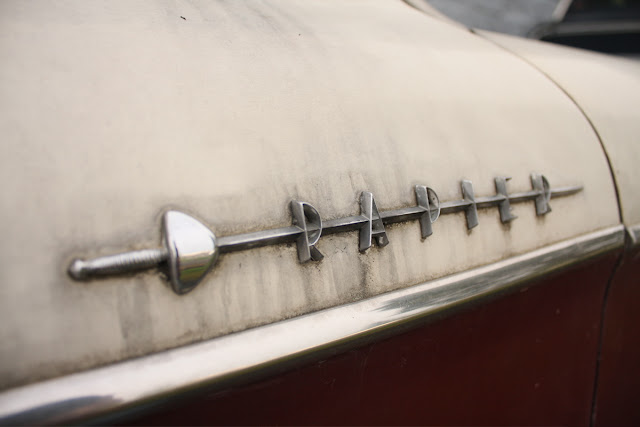 Sunbeam Rapier sword badge