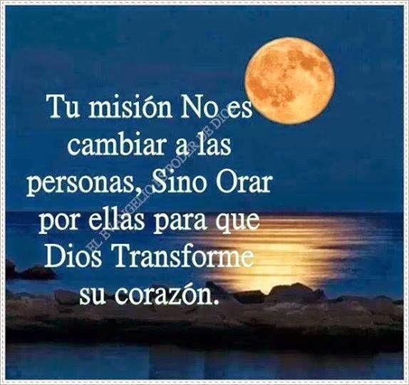 Orar Por Las Personas