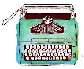 Escribir es besar con la mente.