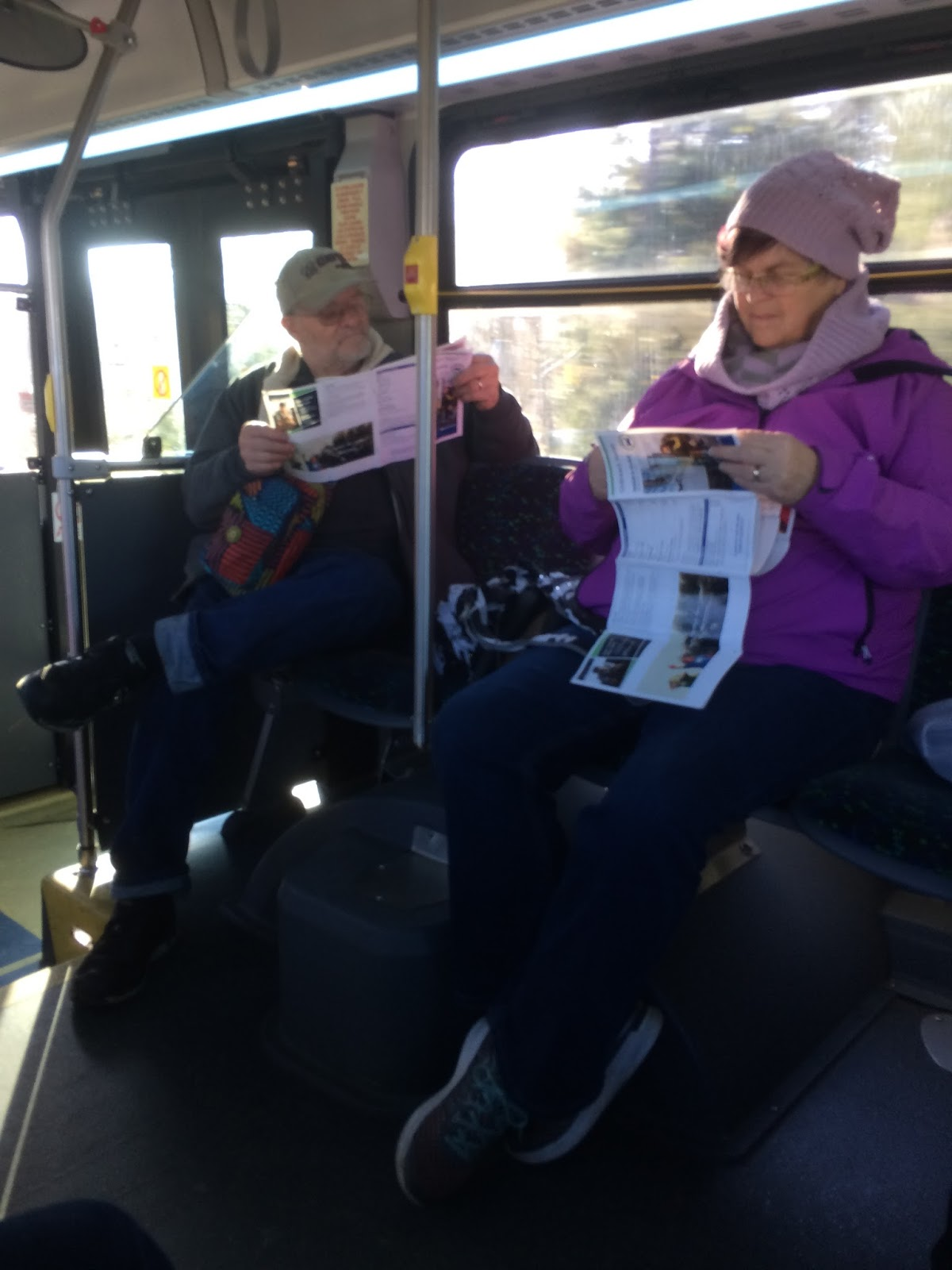 The South Fraser Blog: Riding BC Transit's 66X through the ...