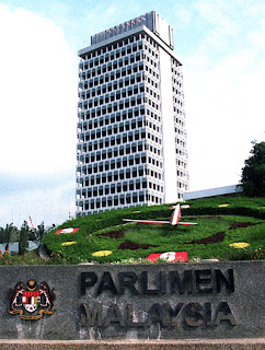 Dewan Rakyat dibubarkan hari ini