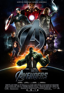 Los vengadores (The avengers) (2012)