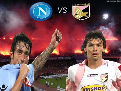 Prediksi Skor Napoli vs Palermo 2 Mei 2012