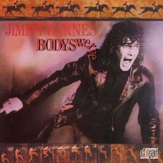 Jimmy Barnes - Bodyswerve (1984)