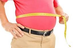 perut banyak lemak