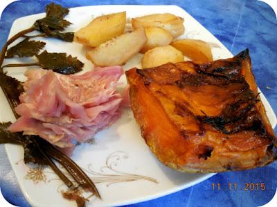 Miercurea fara carne 11 Noiembrie - muraturi, cartofi si dovleac