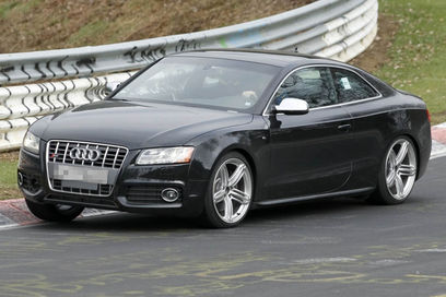 Spy photos: 2013 Audi S5