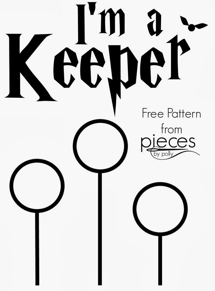 Pieces By Polly Diy Ron Weasley I M A Keeper Shirt