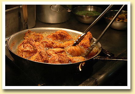 This is an easy, no hassle, very basic, shallow pan-fry with a ...