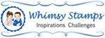 Whimsy &#39;s Monthly challenge